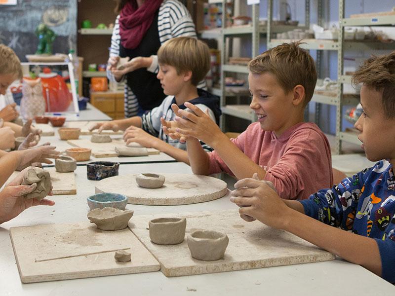 Grundlagen Keramik